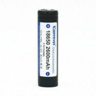 Keeppower 18650 2600 mAh (внутри Sanyo)