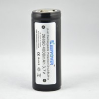 Keeppower 26650 4000 mAh