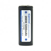 KEEPPOWER 26650 5200mAh