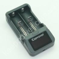 Акционный набор (зярядное устройство Keeppower L2 + 2 шт.* Keeppower 18650)