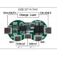 Плата защиты PCM-Li02S8-040 (для 2-х li-ion)