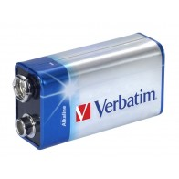 VERBATIM 9V-6LR61 9V Block