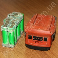 Перепаковка батареи шуруповерта Hilti 22В с увеличением емкости