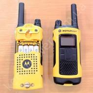 Перепаковка батареи рации Motorola