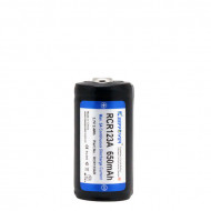 KEEPPOWER RCR123A 650mAh - 5A