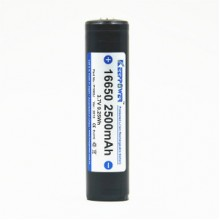 KEEPPOWER 16650 2500 mAh (внутри Sanyo)