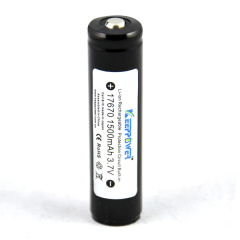 KEEPPOWER  17670 1500 mAh