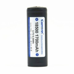 KEEPPOWER 18500 1700 mAh (внутри Sanyo)