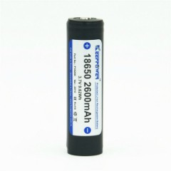 KEEPPOWER 18650 2600 mAh (внутри Samsung)