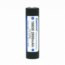 KEEPPOWER 18650 2800 mAh (внутри Samsung)