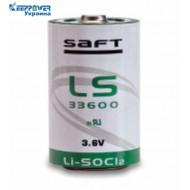 SAFT LS 33600