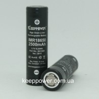 KEEPPOWER IMR18650 2500 mAh