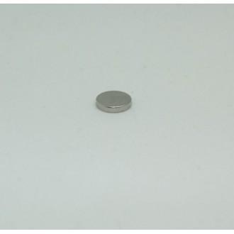Неодимовый магнит 8х1.5 мм