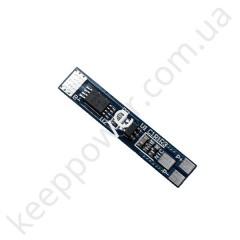 Плата защиты PCM XZD-1S5530 (для 1-го li-ion)
