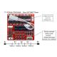 Плата защиты PCM-L04S30-566 (для 4-х li-ion с балансировкой)