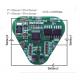 Плата защиты PCM-Li03S5-066 (для 3-х li-ion)