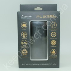 Powerbank LUXA2 PL3 10400mAh