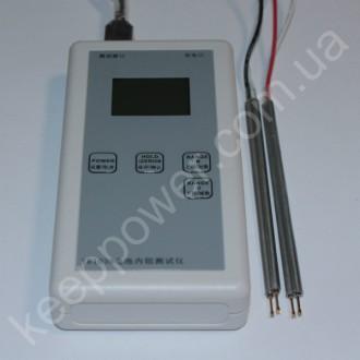 Тестер внутреннего сопротивления аккумуляторов YR1030
