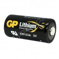 GP CR123A 1500 mAh 3В