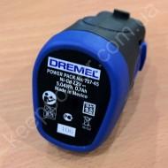 Перепаковка батареи Dremel