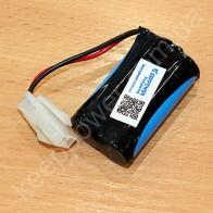 Перепаковка батареи детской машинки