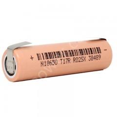 DLG NCM18650-260 2600 mAh (с выводами под пайку)
