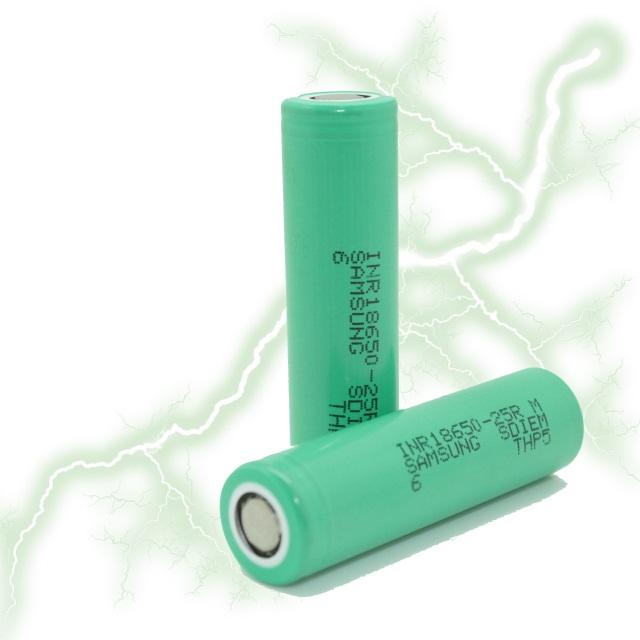 Высокотоковые литий-ионные аккумуляторы